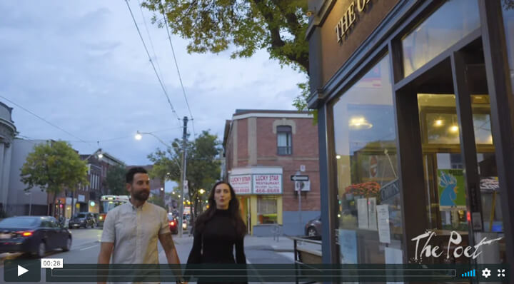 Watch: The Rhythm of Queen St.